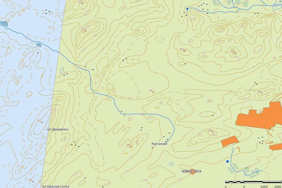 Заказать горно-экологический мониторинг в Абакане